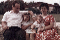 Rafi and Shoshana with their two eldest children, 1963